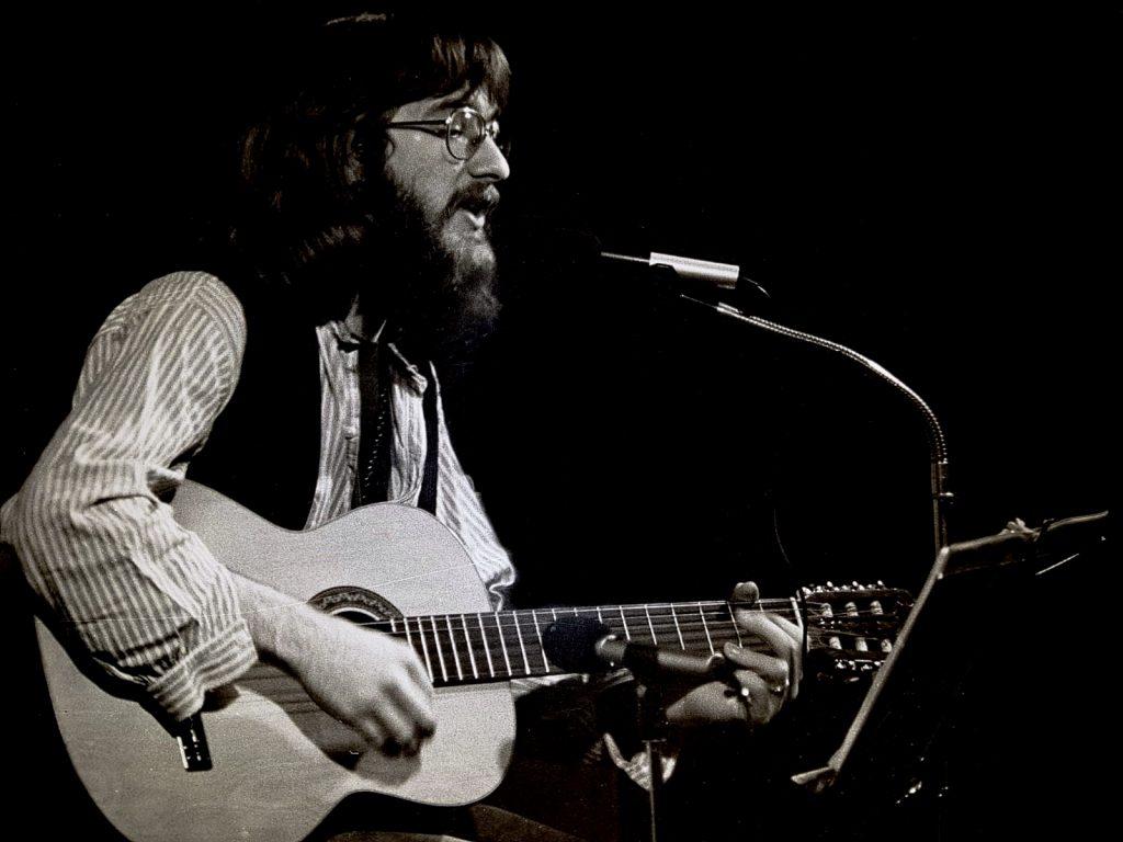 Theo van Drunen in februari 1979