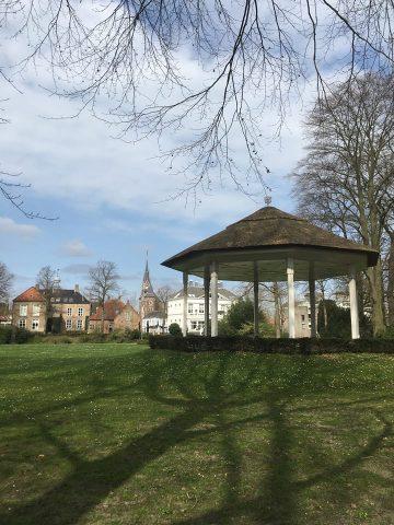 Slotpark in Oosterhout (NB)